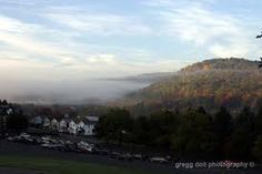 morning in northern cambria, pa
