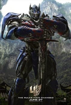 Galaxy Fantasy: Transformers: Age of Extinction, tres nuevos trailers de la saga de Michael Bay