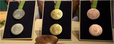 Online Business Operator: Mystery solved: What are the Olympic medals made o...
