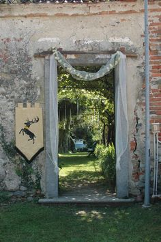 Game of Thrones inspired wedding!!  More pictures in link!