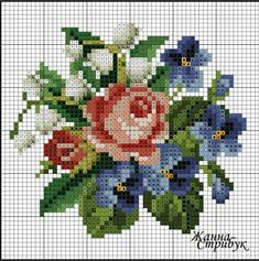 Sunshine Home Decor: Cross Stitch Jewelry (necklace, earrings, ring, bracelet) charts, cross stitch free patterns What's Decoration? Decoration is the … Cross Stitch House, Cross Stitch Cards, Simple Cross Stitch, Cross Stitch Flowers, Cross Stitch Designs, Cross Stitch Patterns, Ring Armband, Christmas Embroidery Patterns, Stitch Cartoon