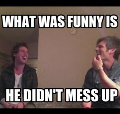 This is possibly the funniest Anthem Lights moment ever, in my opinion.