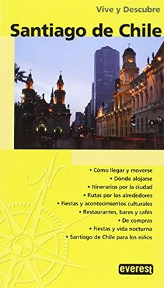 Vive Y Descubre Santiago De Chile  #MedinadeMarrakech