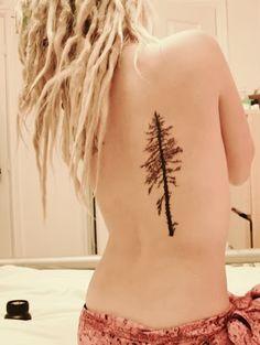 Beautiful Tree Tattoo Ideas for Girls | How to Tattoo?