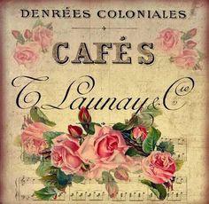 Decoupage Vintage, Vintage Diy, Decoupage Paper, Vintage Labels, Vintage Ephemera, Vintage Cards, Vintage Paper, Ideas Vintage, Vintage Pictures