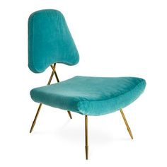 Maxime Lounge Chair   Modern Furniture   Jonathan Adler