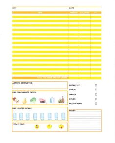 Get Organized with 19 FREE Printables! #organization #printables