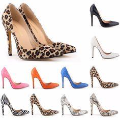 81271eac3e5f Trendy Point Toe Stylish Stiletto High Heels Stilettos, Pumps, Heels,  Stiletto Shoes,. ShoeSity