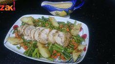 صدر دجاج محشي كثير طيب  أطباق دجاج وطيور أطباق رئيسية أكلات سريعة