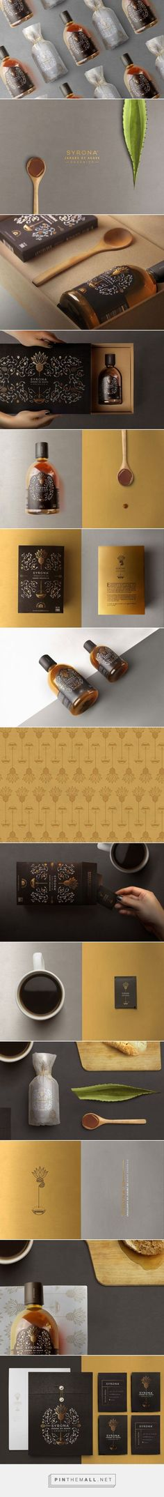 Syrona Packaging by TORO PINTO | Fivestar Branding – Design and Branding Agency…