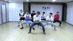 "BTS // Dance Practice Video for  ""Dope"""