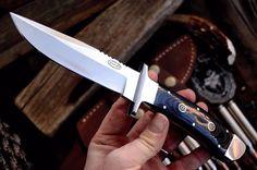 CFK USA Custom Handmade 1095 High Carbon Hunting Skinning Tactical Blade Knife | eBay