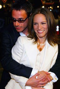Robert and Susan
