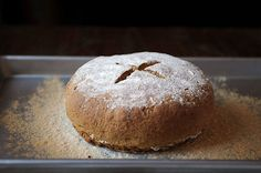 Irish Brown Soda Bread recipe on Food52.com..different than the others.. has more in it & sounds better!