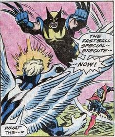 Wolverine Colossus : Fastball Special
