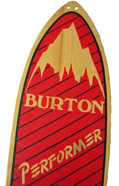 Vintage Burton Board