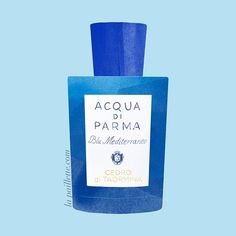 Acqua di Parma ⚓️ #LaPailletteIllustrations
