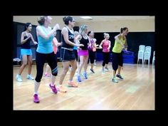 ▶ Pega Pega H&A- Zumba® fitness class with Sagit - YouTube