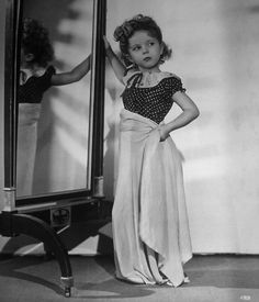 I loved her as a little girl& now my little girl loves her.... Shirley Temple
