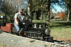 Sacramento Valley Live Steamers - Rancho Cordova, CA - Kid friendly activity reviews - Trekaroo