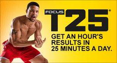 Focus T25 forces you to work out smart. It offers a grueling workout that keeps you moving non-stop for the entire 25 minutes. Get a full review here!