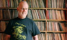 John Peel's record collection goes online. I loved that man.    http://www.guardian.co.uk/music/2012/apr/30/john-peel-record-collection-online?CMP=twt_gu