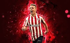 Iker Muniain, Athletic Clubs, Sports Wallpapers, Desktop Pictures, Colorful Wallpaper, Soccer, Neon, Football, True Love
