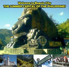 Baguio City: The Summer Capital of the Philippines - Baguio Directory Baguio Philippines, Visit Philippines, Philippines Culture, Philippines Travel, Baguio City, Cebu City, Cool Places To Visit, Places To Go, Places Around The World