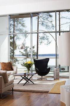 Lammi-Kivitalo Villa Valo, ajattoman kaunis ja yksinkertainen kivitalo www.lammi-kivitalot.fi