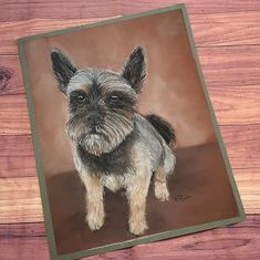 Pastel on canson paper. Bear Bo, isn't she a cutie Pastel Portraits, Owl, Bear, Paper, Artwork, Animals, Work Of Art, Animales, Auguste Rodin Artwork