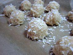 Coconut Crack Balls