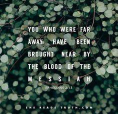 •Ephesians 2:13•