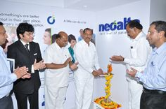 The inauguration of Neoalta, a Multi Speciality Clinic was conducted on Monday, 19th August 2013,at Vashi, Navi Mumbai in the presence of Chief Guest- Honorable Shri Ganeshji Naik, (Guardian Minister Thane District , Minister State Excise & Non  Conventional Energy Govt. Of Maharashtra)  and Guest of Honor- Honorable Shri Sampat Shivale (Ex Chairman Standing Committee NMMC) and Dr J.K Nath (Ex Chairman Standing Committee NMMC) with number of well wishers.