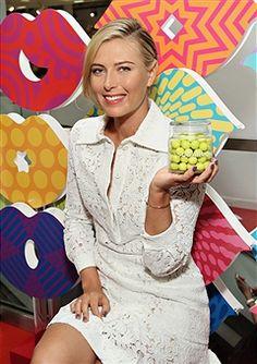 Maria Sharapova Unveils New Sugarpova Pop-Up Shop At Bloomingdale's Flagship In NYC