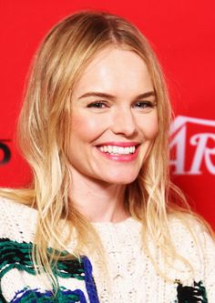 Kate Bosworth Pink Lipstick - Kate Bosworth was fresh-faced with a barely-there makeup look that included a pretty pearlescent pink lipstick at the 2012 Sundance Film Festival.