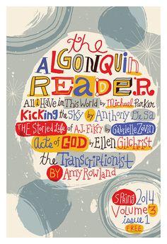 Algonquin Reader Cover