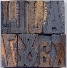 Les techniques de fabrication des caractères bois | ampersandpresslab.fr
