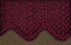 My Tunisian Crochet: Stitch Patterns