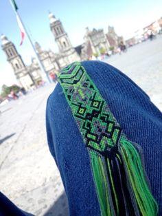 Catedral de México ... Cinturón tejido