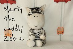 Marty the Cuddly Zebra! Designer Kids Wear, Baby Wearing, Kids Fashion, Baby Play, Dots, Snoopy, Diy Crafts, Parents, Creative