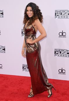 Jordin Sparks – 2014-11-23 – attends the '2014 American Music Awards' at Nokia Theatre L.A. Live in Los Angeles (no. 6852)