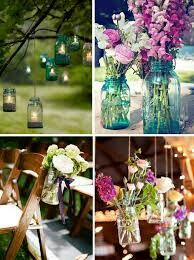 Vasos velas pendentes