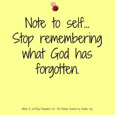 Note to self…April 11th | Note To Self - Daily Reminders For The BrokenHearted on WordPress.com