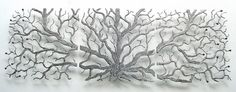 Branching Out: Bernard Collin: Metal Wall Art - Artful Home