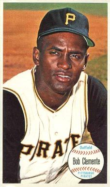 1964 Topps Giants (Clemente)