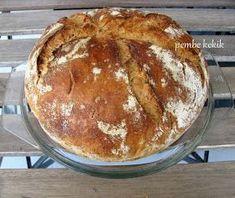 Ekmek Greek Cooking, Cooking Time, Yogurt, Bread Recipes, Bakery, Pancakes, Sweet, Food And Drink, Chocolate