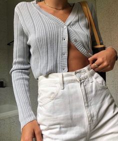 casual date outfit Looks Style, Style Me, Pretty Outfits, Cute Outfits, Look Fashion, Fashion Outfits, Korean Fashion, Fashion Beauty, Fashion Tips