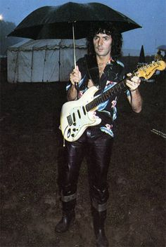 Ritchie Blackmore , Deep Purple , Rainbow ...
