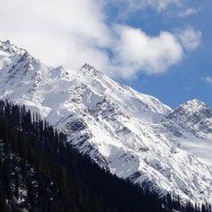 Tosh in Parvati Valley, Himachal Pradesh, India