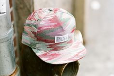 """Reed Space x KICKSHI x Publish 2012 Summer """"Good Moods"""" Cap Collection 